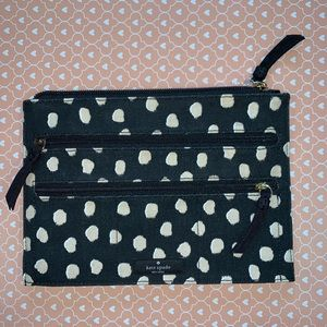Kate Spade Travel Jewelry Pouch NWOT